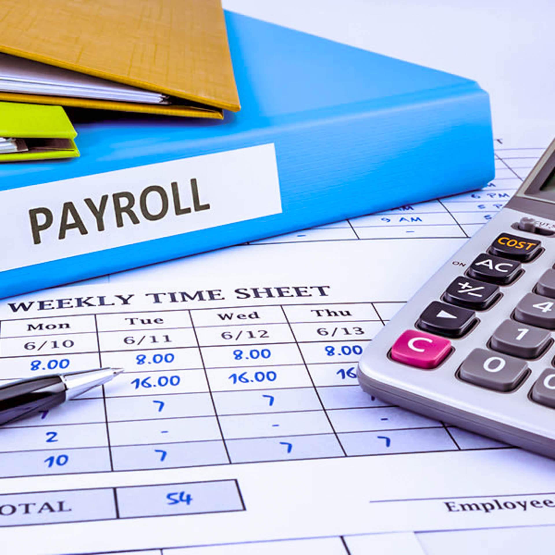 payroll accountant